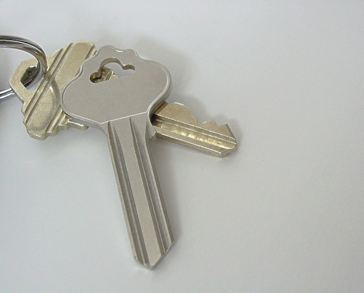 locksmiths mascot keys
